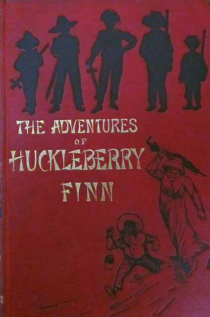Adventures of huckleberry finn by mark twain 1885 zsr for Uncle tom s cabin first edition value