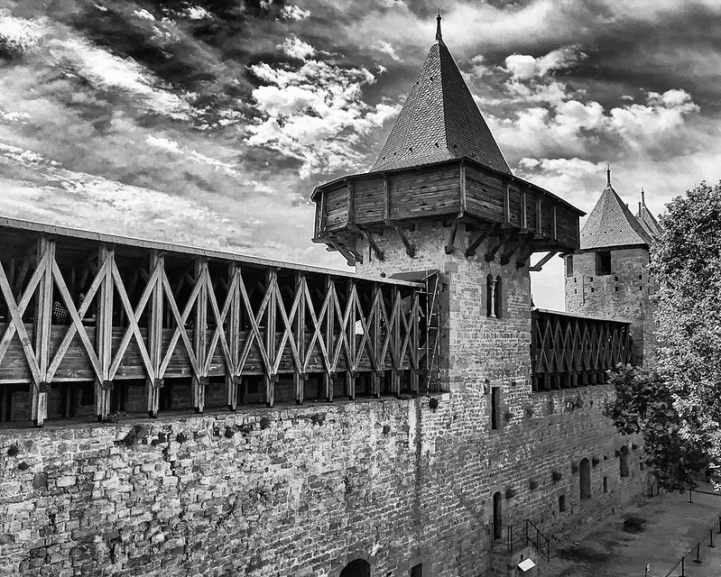 Carcassone Castle Tower Wall.jpg