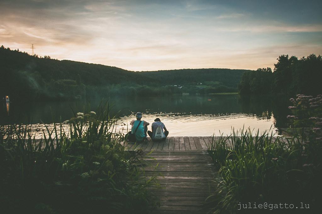 E-lake 2016, Echternach, Julie Gatto