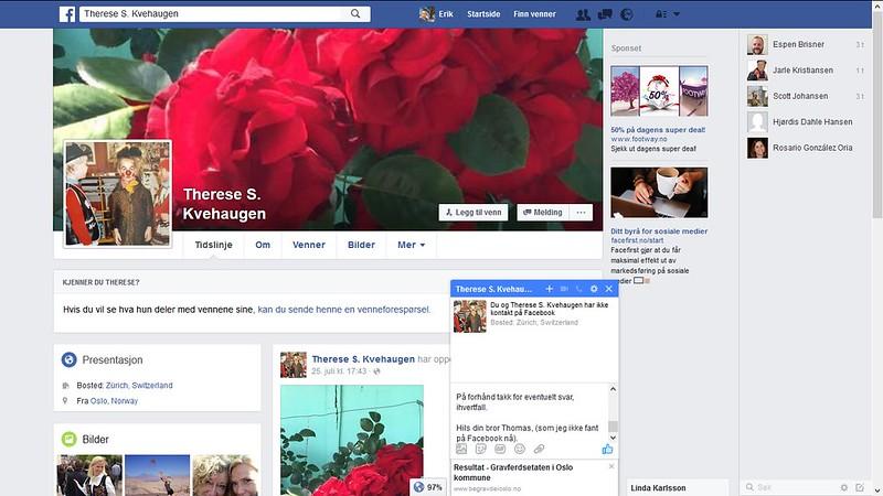 kvehaugen facebook