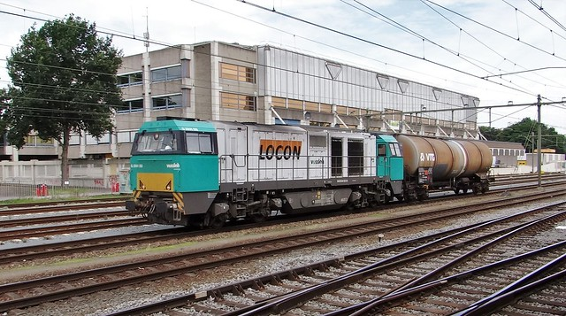 Station Sittard G2000 Locon + VTG Wagon