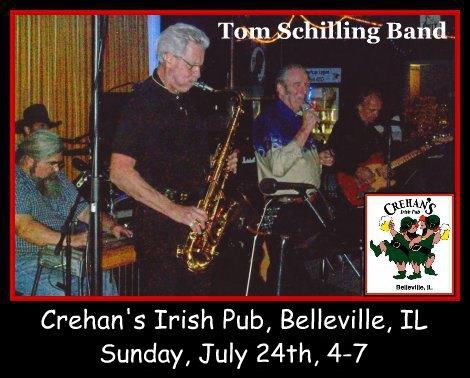 Tom Schilling Band 7-24-16