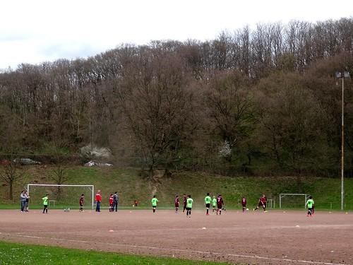VfL Lengsdorf v TuS Dransdorf (Under-11)