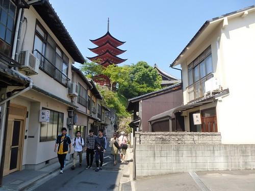 jp16-Myajima-Mont Misen-téléphérique (1)