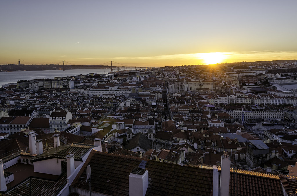 Boa noite Lisboa!