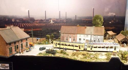 Belgian trams