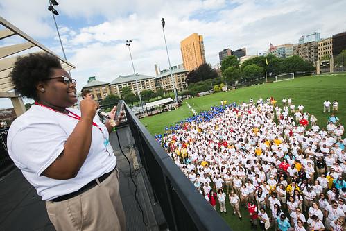 Unity Rally - Summer Academy 2016