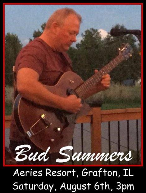 Bud Summers 8-6-16
