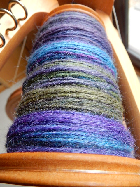 Tour de Fleece day 11 (2)