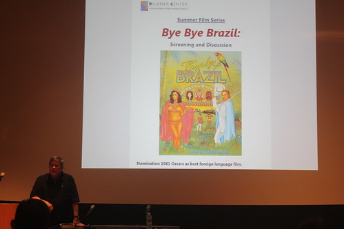 """""""Bye Bye Brazil:"""" Screening and Discussion"""