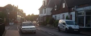Wadhurst high Street Today