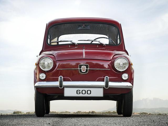 SEAT 600 L Especial. 1972 – 1973 годы