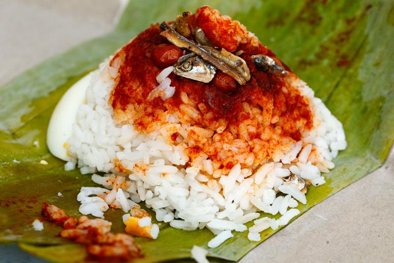 Chong Kok Kopitiam Klang Nasi Lemak