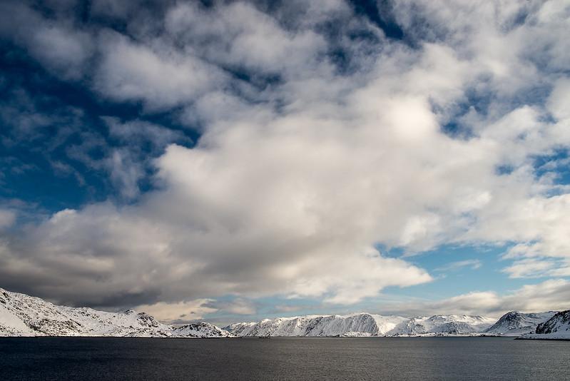 Cielos de Noruega