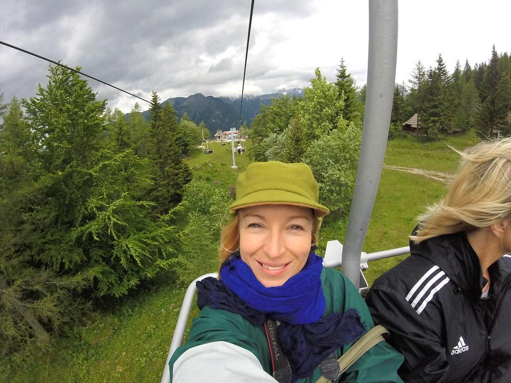 Velika Planina Slovenia matka #goslovenia