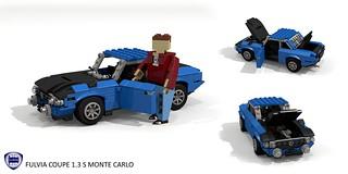 Lancia Fulvia Coupe 1.3 S Monte Carlo