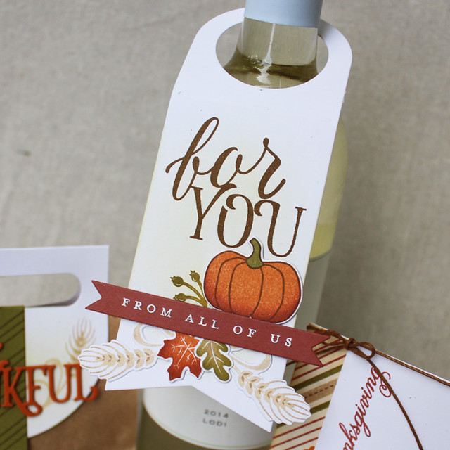 For You Wine Tag