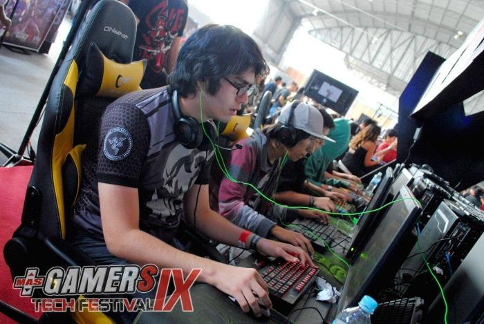 AMD confirma su participación en el X MasGamers Tech Festival