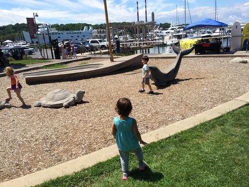 Harborfront Park 2016