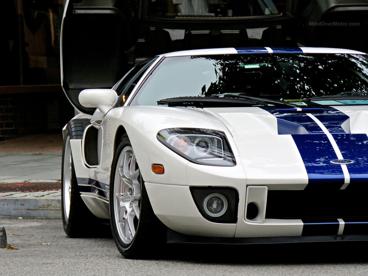 Ford GT Scarsdale Concours