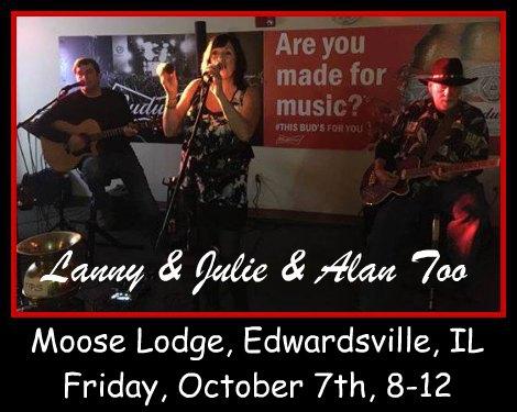 Lanny & Julie & Alan Too 10-7-16