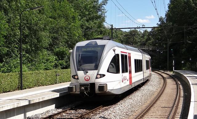 Schin op Geul Veolia GTW Choo Choo I'm a train