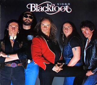 """BLACKFOOT SIOGO 12"""" LP VINYL"""