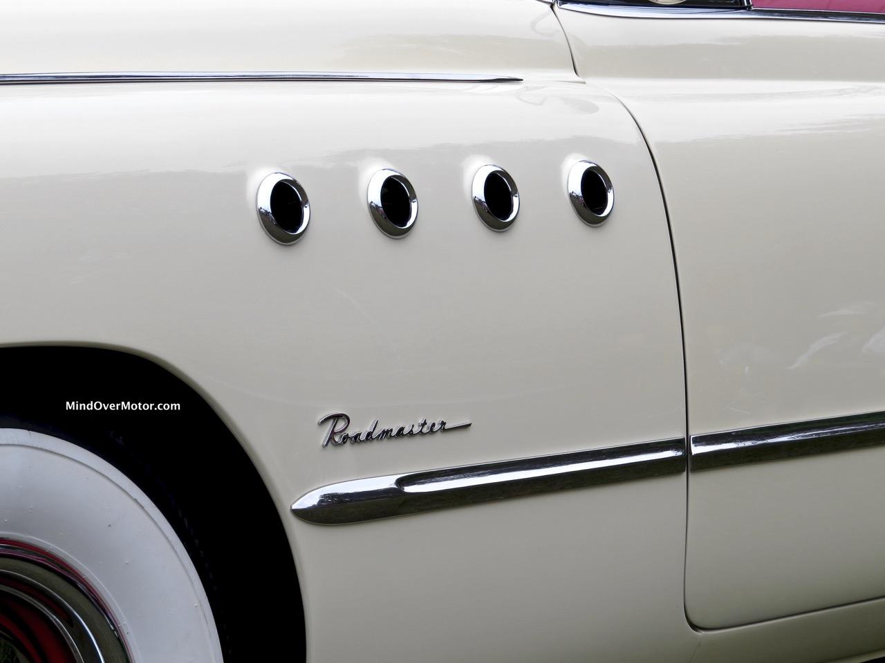 1949 Buick Roadmaster Portholes