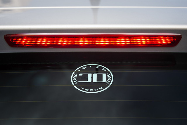Юбилейный хэтчбек Seat Ibiza 30 Aniversario. 2014 год