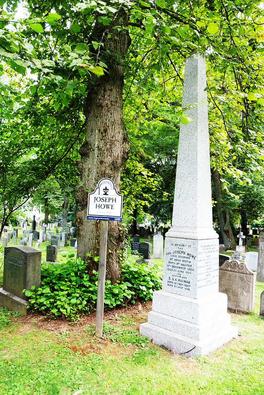 Camp Hill Cemetary, Halifax, Nova Scotia