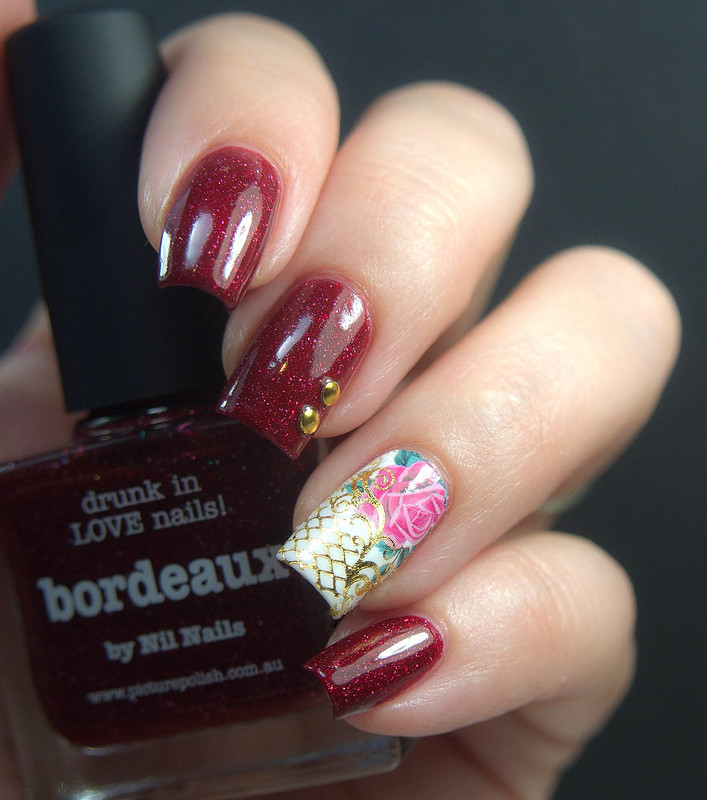 Picture Polish Bordeaux CesarsShop