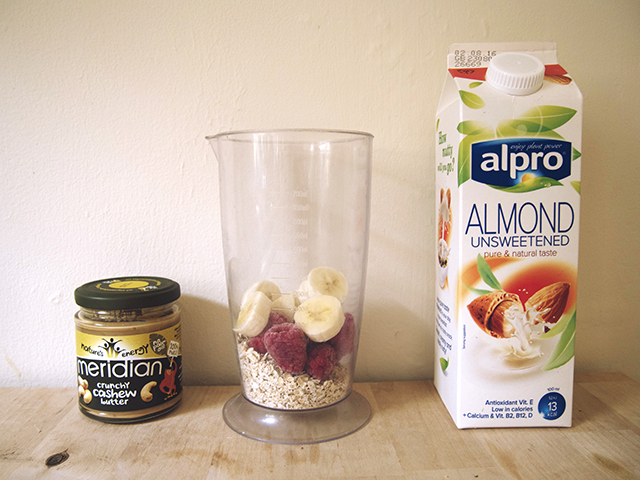 3 Alpro Smoothie Recipes