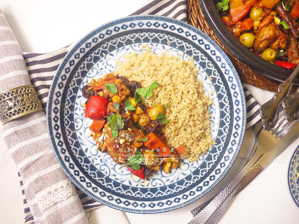 孤身廚房-試做-Soac《On the Table》之北非風味雞肉塔吉鍋36