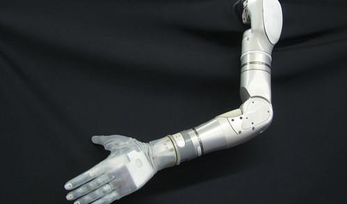 Новая бионическая рука LUKE Arm