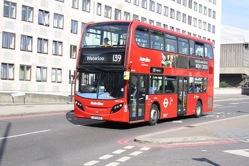 Metroline TEH1464 LK13BHO