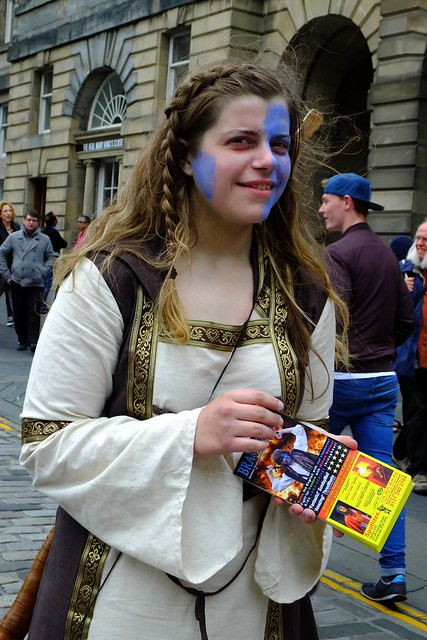 Fringe on the Mile 2016 04