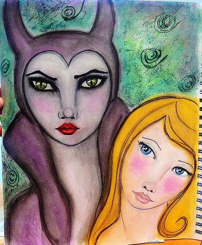 Maleficent-Sleeping Beauty