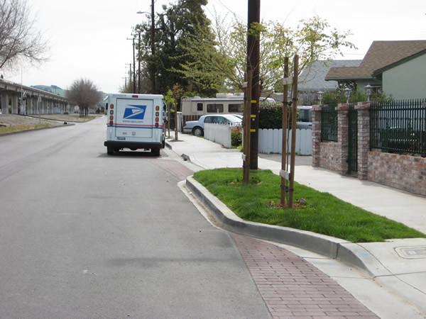 Cherryland Sidewalk