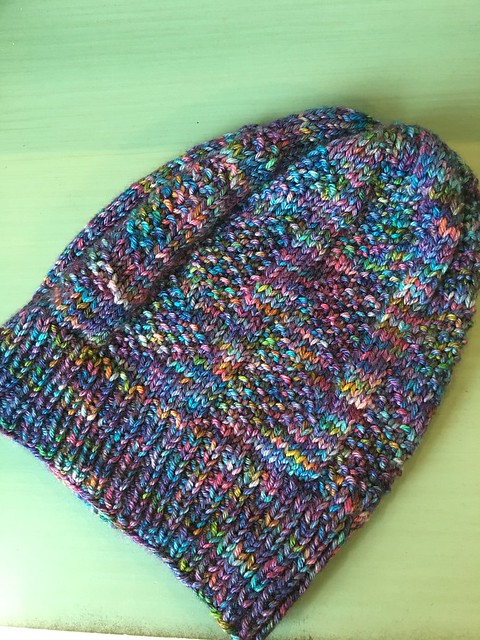 Salina's hat