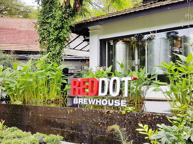 RedDot Brewhouse Signage