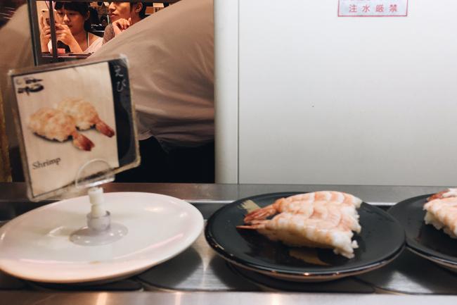 conveyer sushi