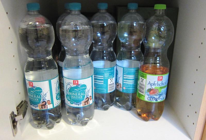 Einweg-PET-Flaschen