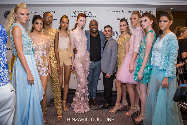 Binzario Couture | Spring/Summer 2017