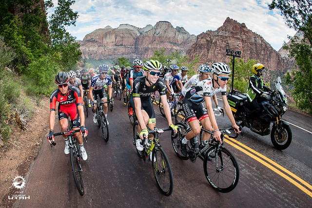 2016 Stage 1 - Zion Canyon Village to Cedar City