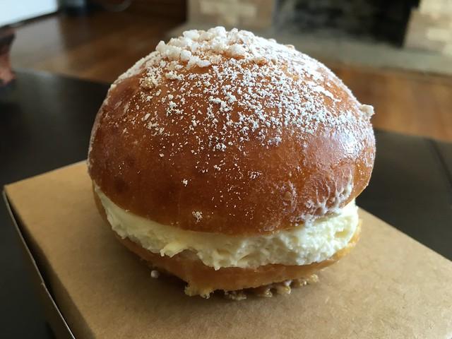 Tropezienne - La Boulangerie de San Francisco