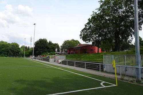 Arminia Marten 2:0 SuS Oespel-Kley (1st round of Brinkhoff's West Cup)