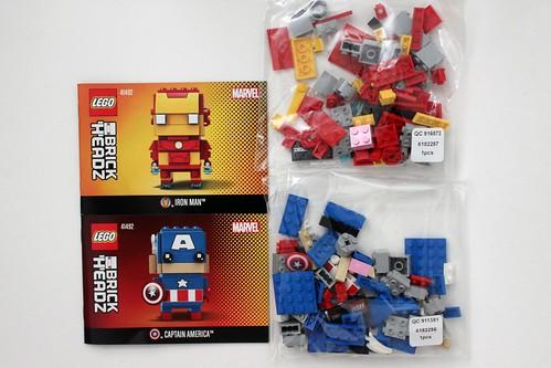 lego batman brickheadz instructions