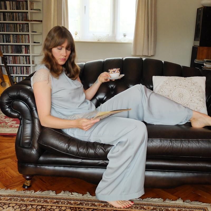 Rosie autograph pyjamas 1930s loungewear
