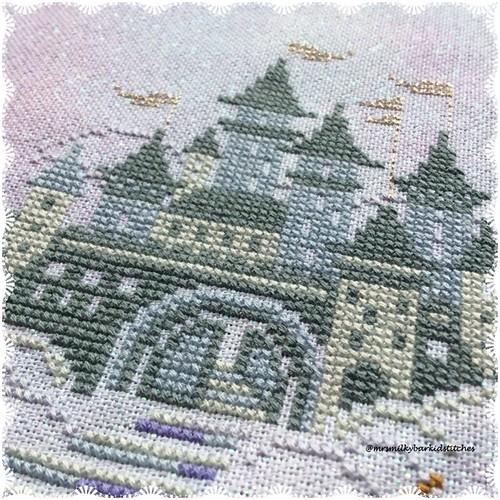 Cinderella Castle Detail