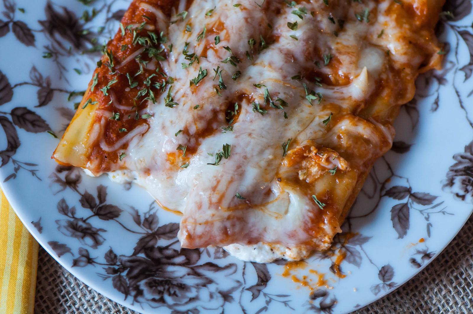 Pizza Manicotti 4